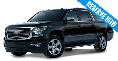 Chevy Suburban 4WD SUV Vail Limo Service